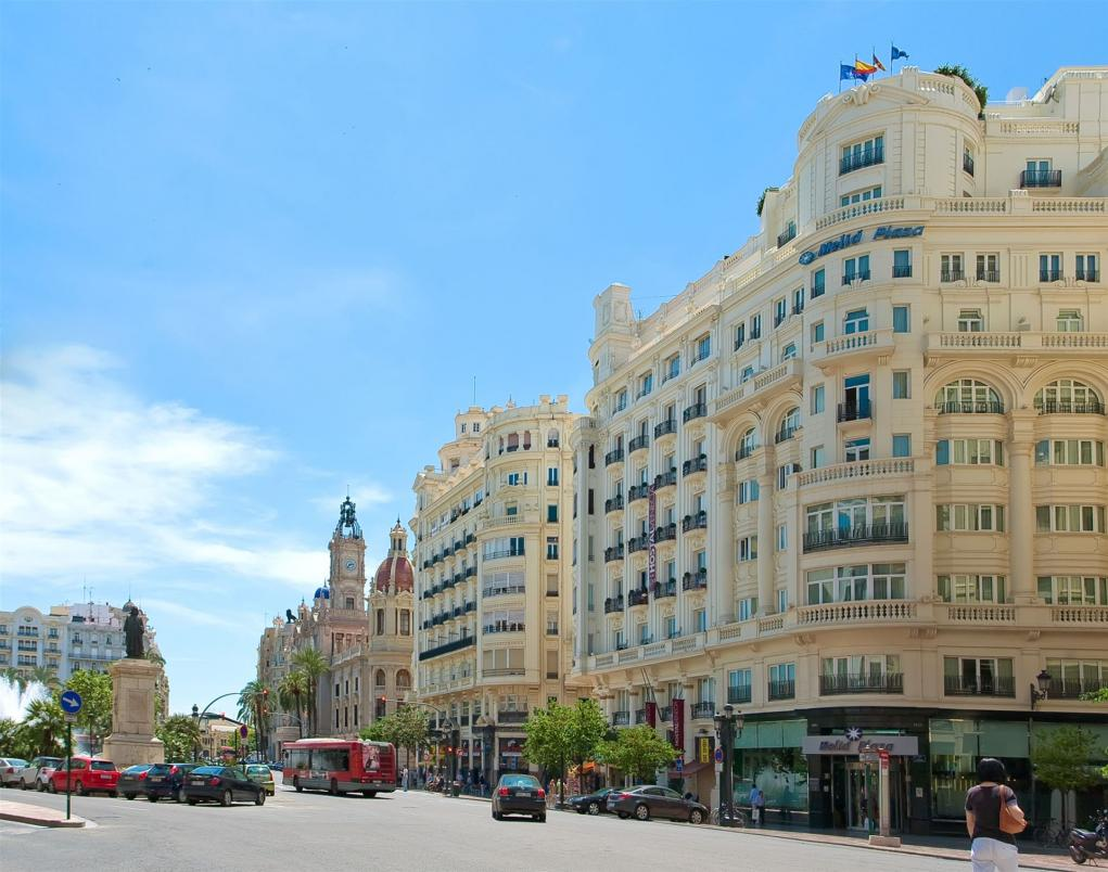 Melia hotels Valencia (ook voor Family & Friends!)