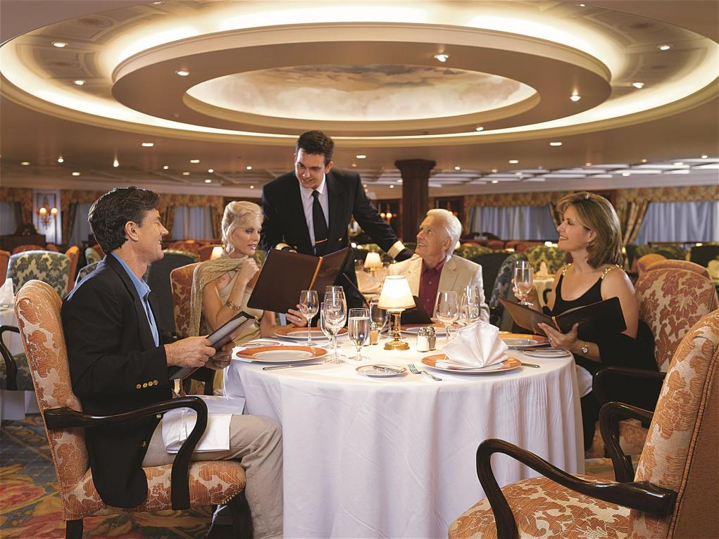 Oceania Cruises in Maart