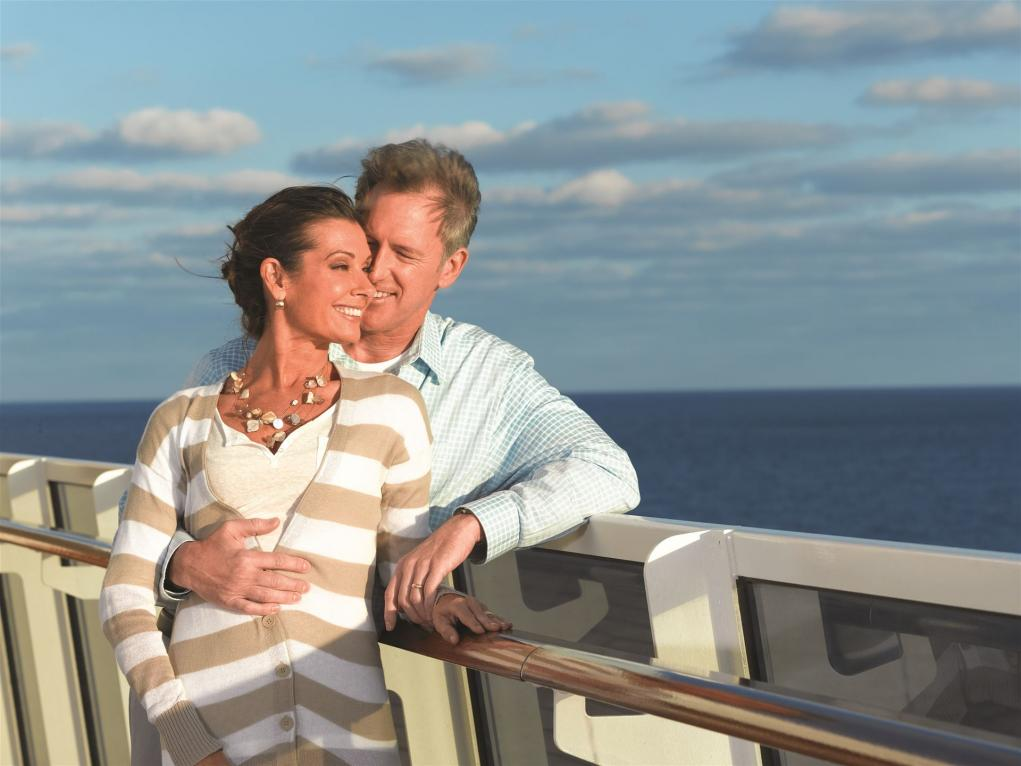 Oceania Cruises in April