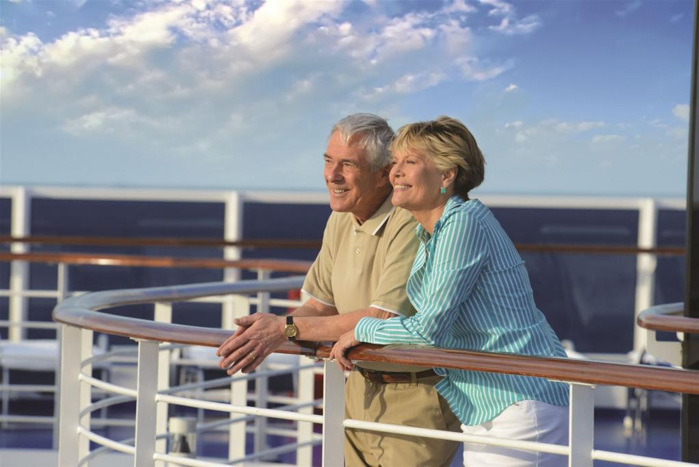 Oceania Cruises in Oktober