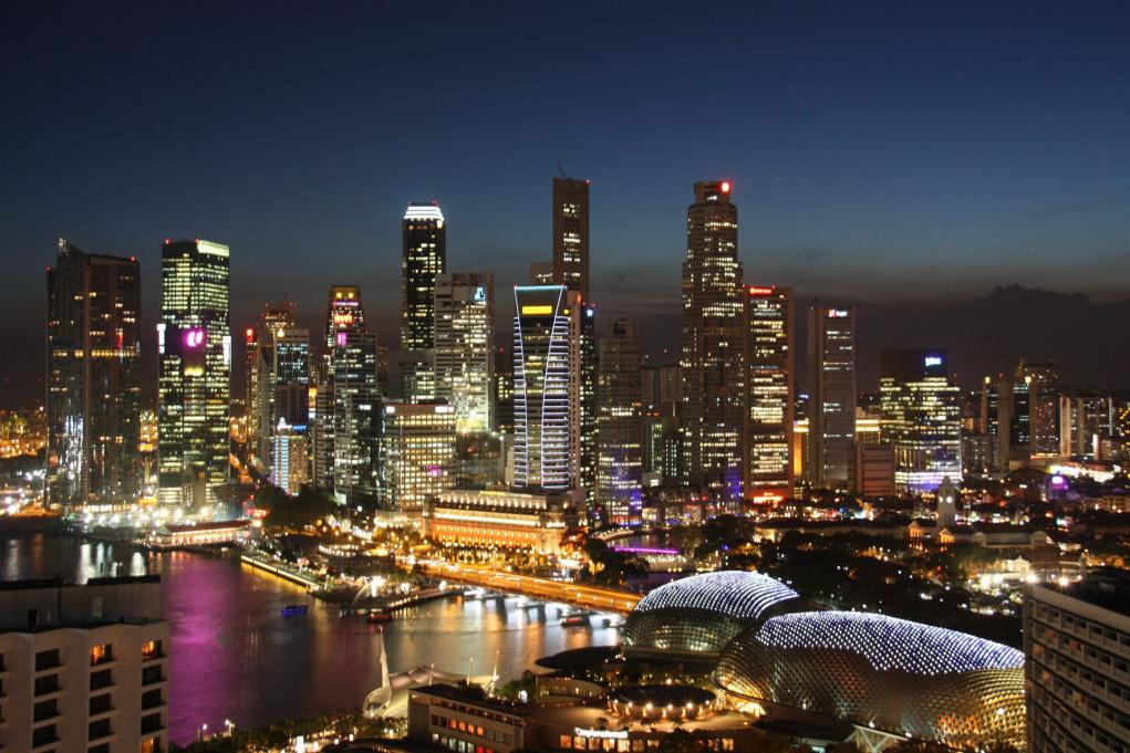 Hotels Singapore (ook voor Family & Friends!)
